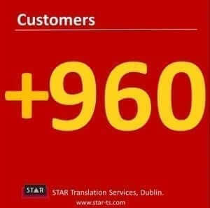 Customers, STAR by numbers 2013