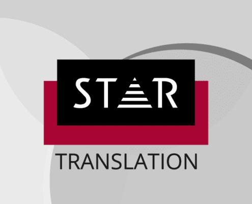 STAR Translation Services logo