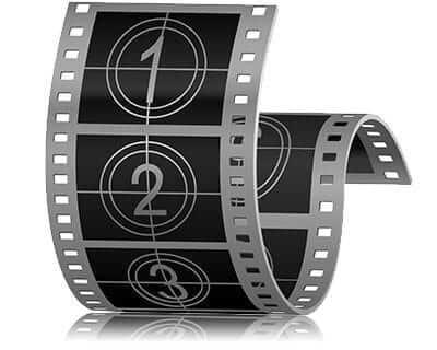 Multilingual voice-over samples, filmstrip