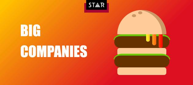 How big is a global company?