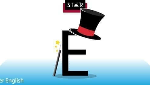 The Magic E in English spelling.