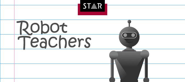Robot Teachers, Language Tutors