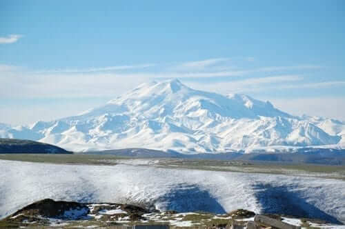 Mount Elbrus, The Caucasus region, 10 oldest languages still spoken today